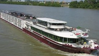 3 x New built River Cruise Passenger Ships from 2004 onwards